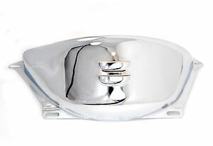 GM-Chevy-Flexplate-Flywheel-Dust-Cover-Turbo-350-400-700R4-Chrome-Steel