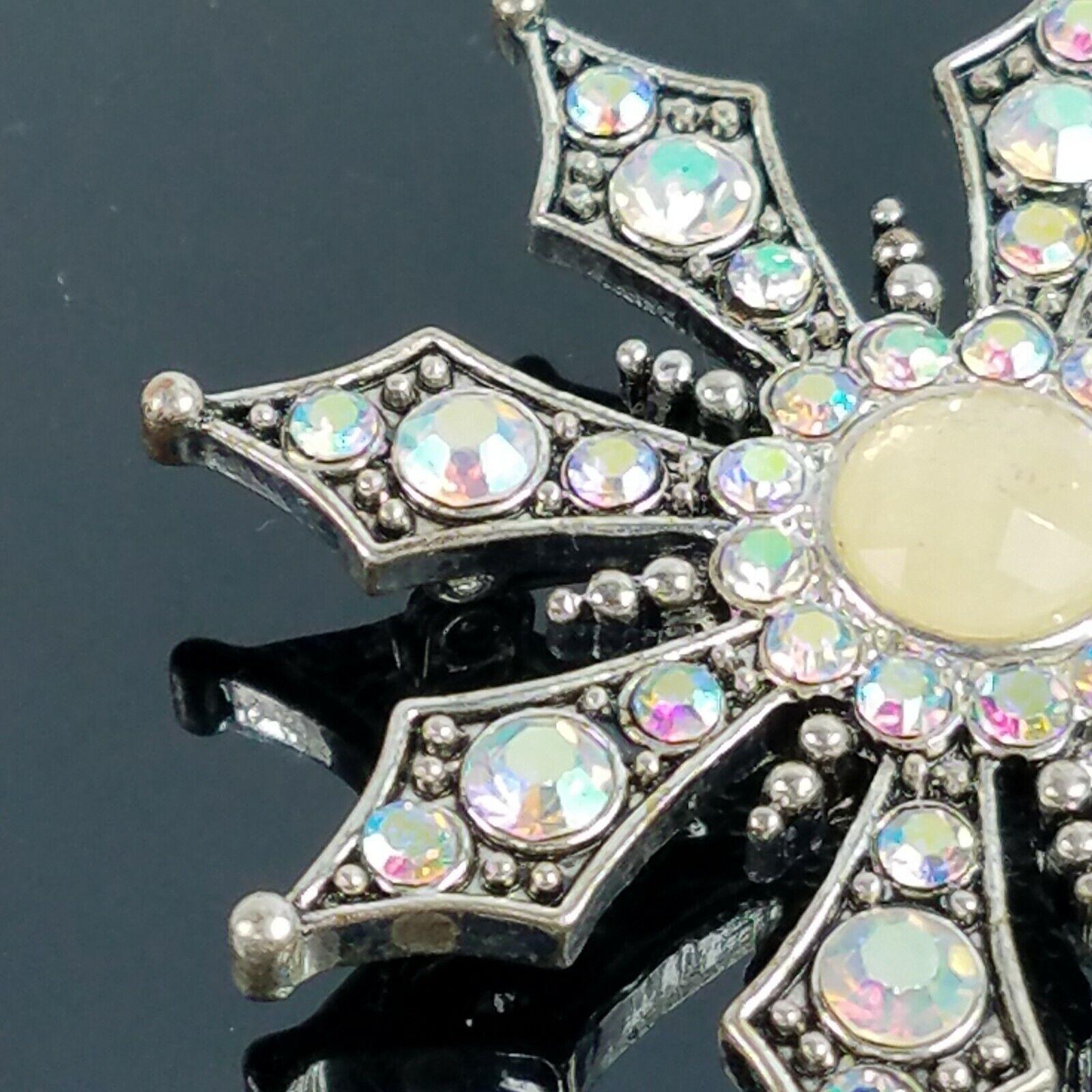 KC Kenneth Cole Swarovski Crystal Aurora Borealis… - image 6