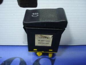 80 B4 90 893941563 893 941 563// Audi 100 C4// Nebelscheinwerfer Schalter