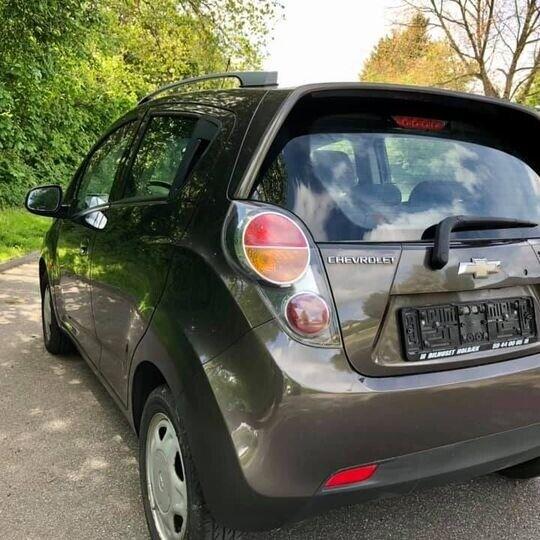 Chevrolet Spark 1,0 LS Benzin modelår 2010 km 170000