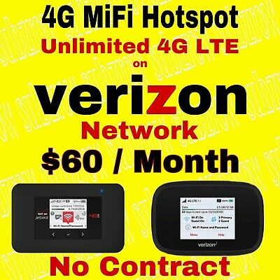 FASTEST AT/&T UNLIMITED DATA ON VERIZON 7730L FIRST MONTH FREE!