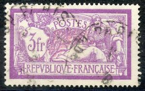 STAMP-TIMBRE-DE-FRANCE-OBLITERE-TYPE-MERSON-N-206