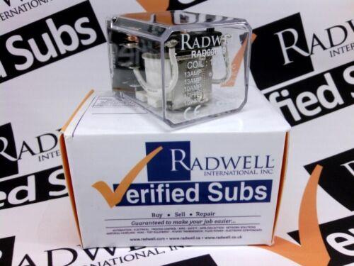 BRAND NEW RADWELL VERIFIED SUBSTITUTE W388CQX6SUB W388CQX6SUB