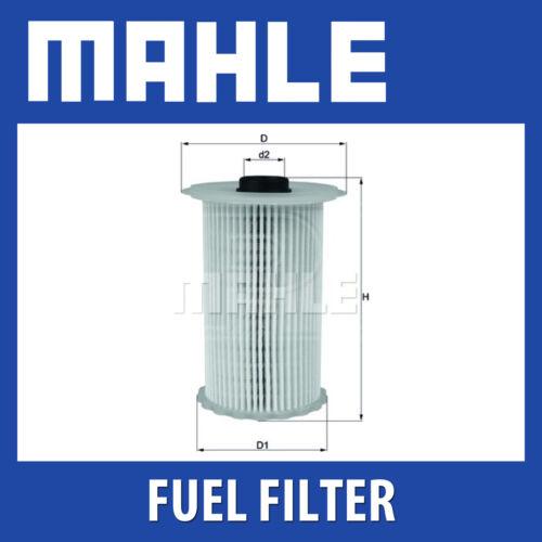 Mahle Fuel Filter KX229D - Fits Ford C-Max, Focus - Genuine Part