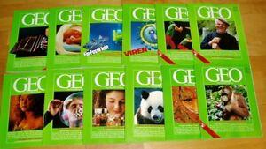 GEO-Zeitschrift-1987-komplett-Bild-der-Erde-Jahrgang-12-Hefte-Sammlung-Natur