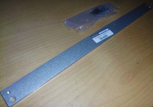 Geze Montageplatte für Gleitschiene TS 5000 1512 Neu