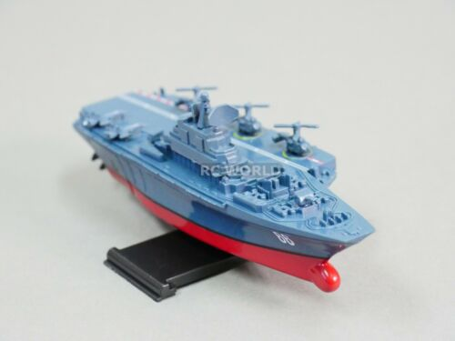 GRAY BLUE Remote Control RC Micro Boats AIRCRAFT CARRIER Navy Ships  2.4GHz