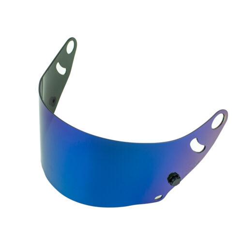 helmade Visier für Arai SK-6//GP-6S blau verspiegelt