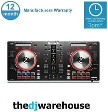 Numark Mixtrack Pro 3 Digital DJ 2-Channel USB Controller Serato Intro Software