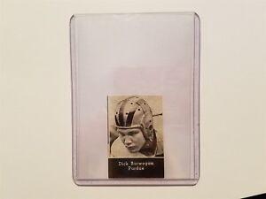 Dick Barwegan Purdue University 1946 Football Pictorial Roto-Panel