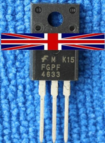 FGPF4633 4633 TO-220 Transistor from Fairchild Semiconductor