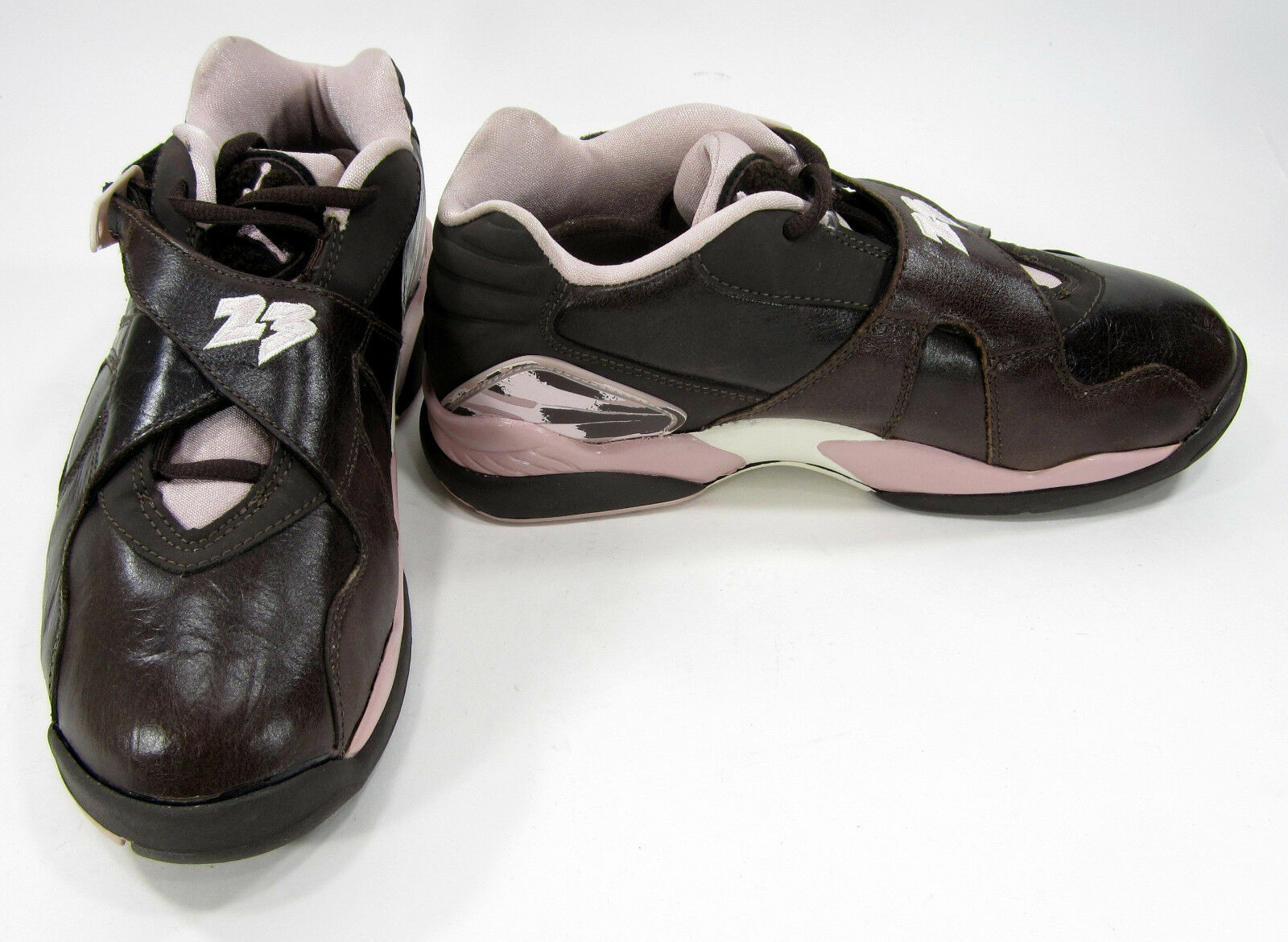 Nike Shoes Air Jordan Retro 8 Low Cinder Brown/Pink Sneakers Womens 8 The most popular shoes for men and women