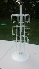 20 pocket 6 x 9 greeting card counter spinner display rack white item 3 note greeting card rack display 16 pkt spinner counter 4 12 45 used white 4x5 note greeting card rack display 16 pkt spinner counter 4 12 45 m4hsunfo