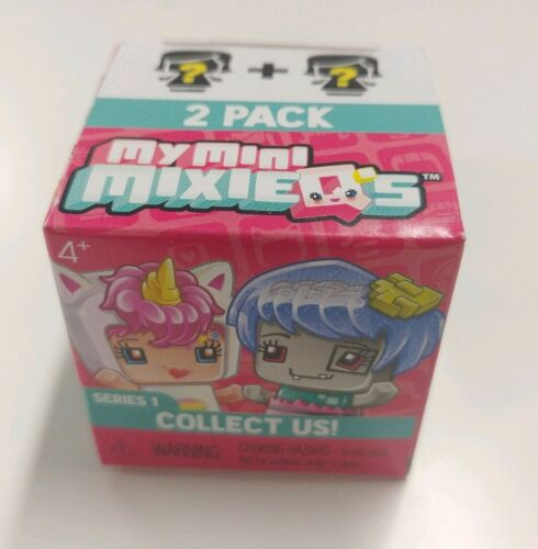 My Mini MixieQ/'s Mixie Q/'s 2 Pack Blind Pack