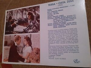 TESS-1979-Roman-Polanski-Nastassia-Kinski-Peter-Firth-EX-YU-MOVIE-PROGRAM