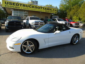 2008 Chevrolet Corvette, 430 hp LS3 6.2L with,Nav & Hud