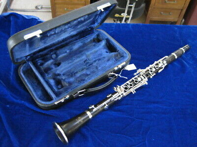 BUFFET-CRAMPON Bb CLARINET model R13 made in France in ...