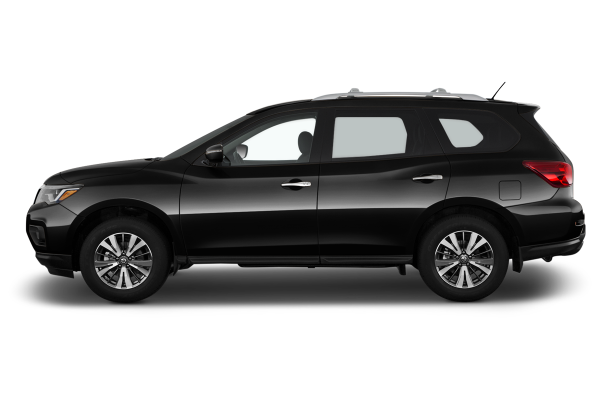 Nissan Pathfinder side view