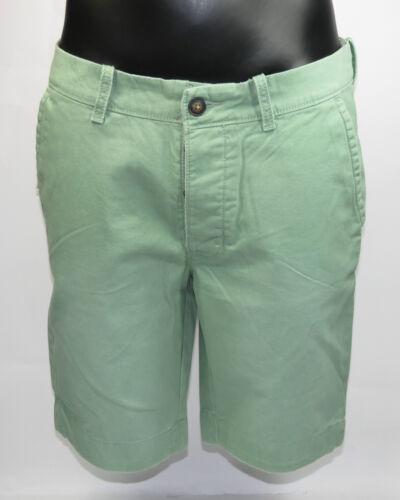 Nuovo Taglia M-XL Superdry OVERDYE chino shorts ms7go028f1 Gem Peppermint Verde