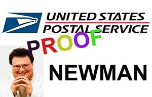 NEWMAN-Seinfeld-Novelty-ID-Free-Ship