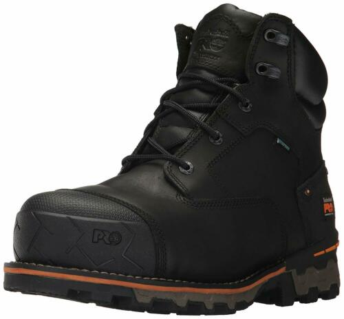 """Timberland Mens Boondock 6"""" Leather Composite toe"""