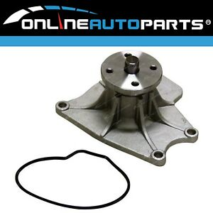 Water Pump suits Pajero 4M41T 3.2L Diesel NM NP NS NT NW NX 2002-2015 4cyl Turbo