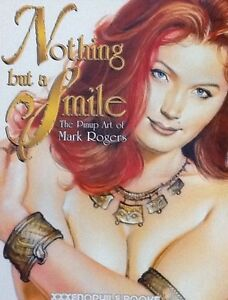 Nothing-But-A-Smile-The-Pinup-Art-Of-Mark-Rogers-2001-PB