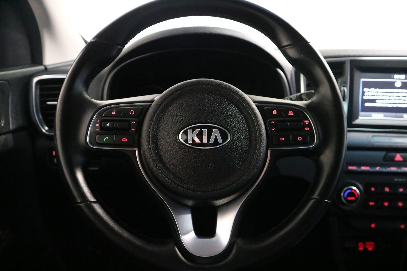 Kia Sportage 1,7 CRDi 115 Advance Edition - billede 3