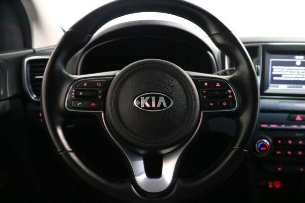 Kia Sportage 1,7 CRDi 115 Advance Edition billede 3