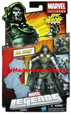 "HASBRO 2012 Wave 3 Marvel Legends 6"" DR DOOM Epic Heroes MIMP In Stock"