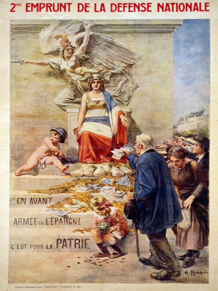 5810.Defense nationale French Poster.Patriotic Interior design.Studio Decor Art
