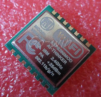 1pcs ESP8266 Esp-08 Remote Serial Port WIFI Transceiver Module AP+STA