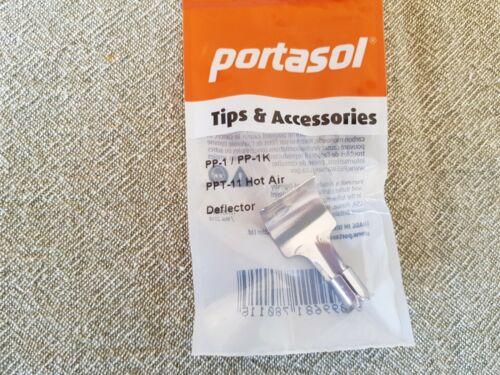 PPT-11 Hot Air Deflector Tip for PORTASOL Pro Piezo 75 Soldering Iron PP-1