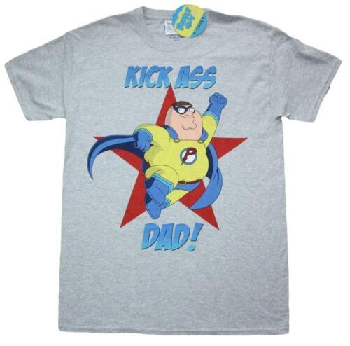 T Shirts Homme Taille S-Family Guy Peter-Kick fesses Papa!