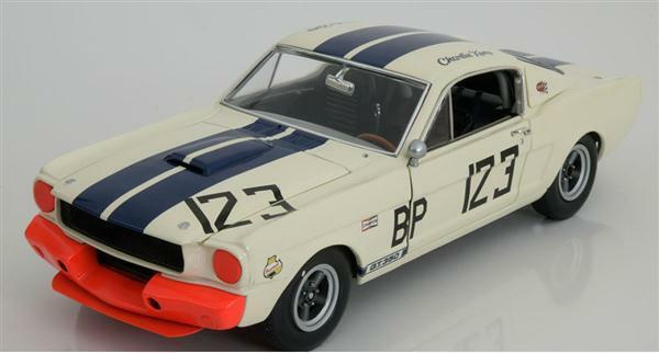 GMP Ford Shelby Mustang GT350 R Sig 1 18 A1801813