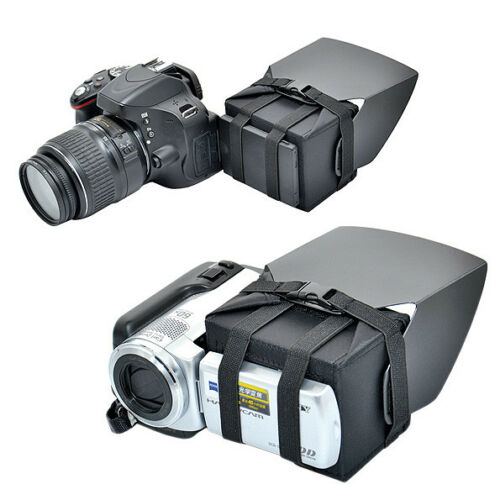 Plegable Lcd Pantalla Campana Tapa Universal Para Cámara Filmadora Sony Canon Nikon …