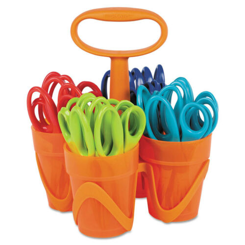 "Pointed Tip Length Assorted/"" Classpack 5 In /""Fiskars Scissors"