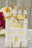 Castle Cake Topper Wedding,sweet,16,princess Birthday Party Or Any Time