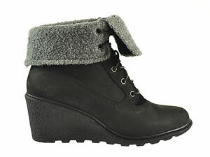 Image is loading Timberland-Earthkeepers-Amston-Roll-Top-Women-039-s-