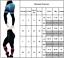 Women Yoga Sports High Waist Gym Fitness Leggings Running Stretchy Pants Bottoms