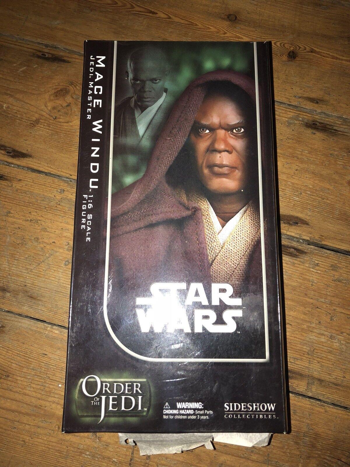 Sideshow Star Wars Order Of The Jedi Mace Windu Jedi Master AFSSC1052