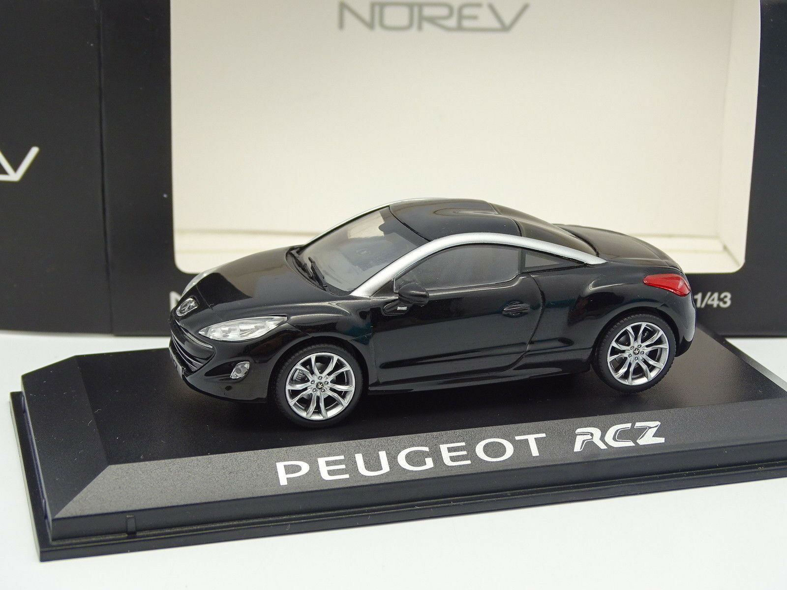 Norev 1 43 - Peugeot RCZ black