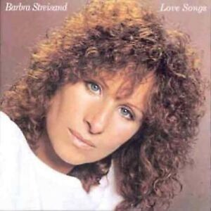 LOVE-SONG-2001-Barbara-Streisand-Greatest-Hits-Collection-Audio-Music-CD-New