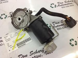 Details About 2015 2016 Ford F150 4x4 Transfer Case Shift Motor Fl34 7g360 Aa