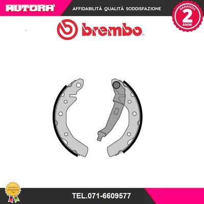 BREMBO S10517 GANASCE FRENO per CHEVROLET MATIZ M200; M250