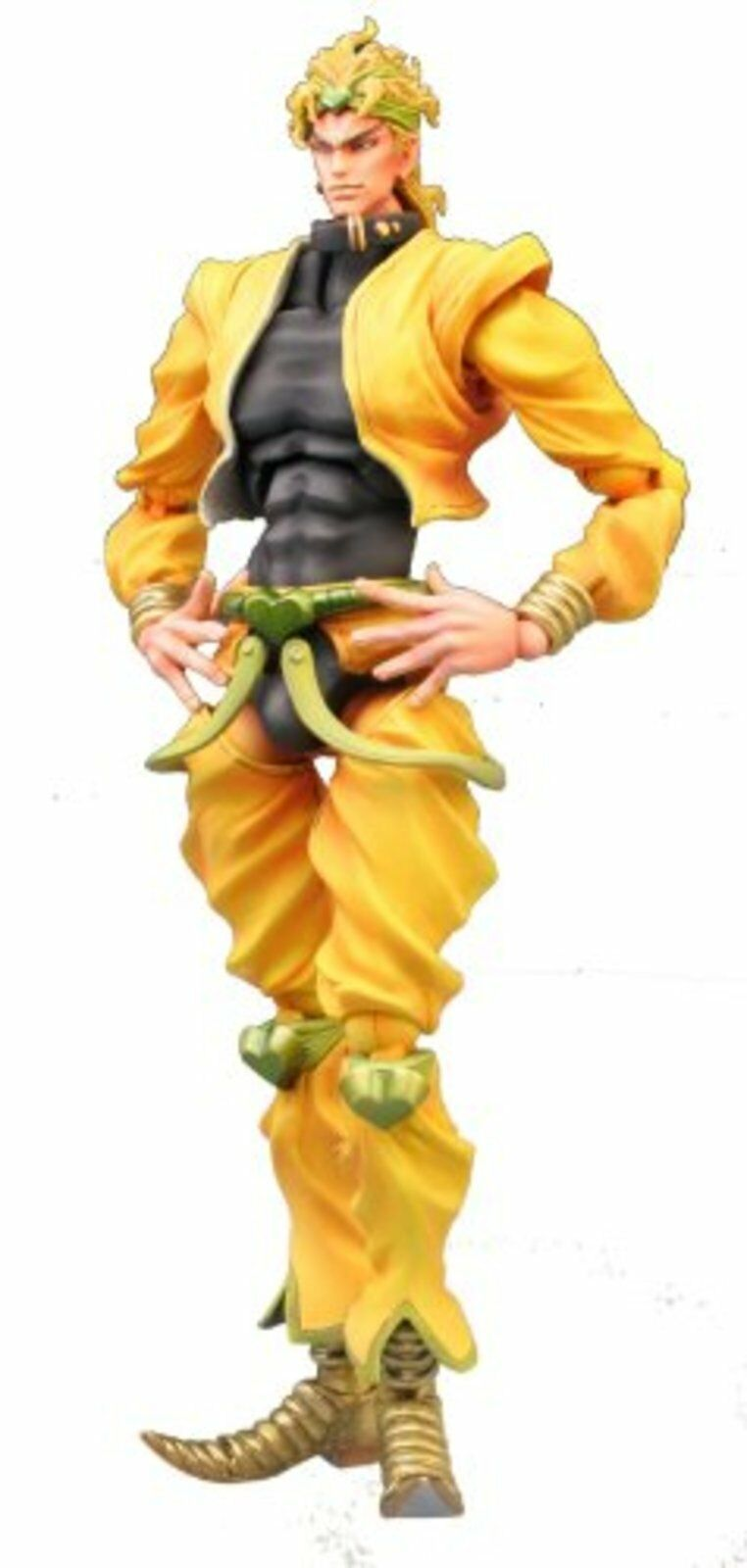Medicos SAS JoJo's Bizarre Adventure Part.3 DIO Action Figure New Japan F S