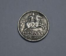 5 cinco centavos Spain españa coin Espana 1941 moneda top! (c2)