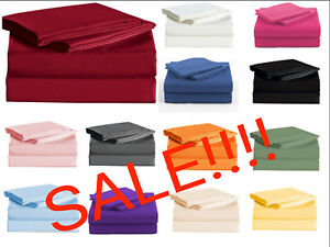 Persian-Collection-1900-Count-Sheet-set-Fitted-Flat-16-Deep-Pocket-Wrinkle-Free