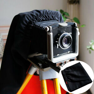 US-Dark-Cloth-Focusing-Hood-For-4X5-Large-Format-Camera-Wrapping-100cmx100cm