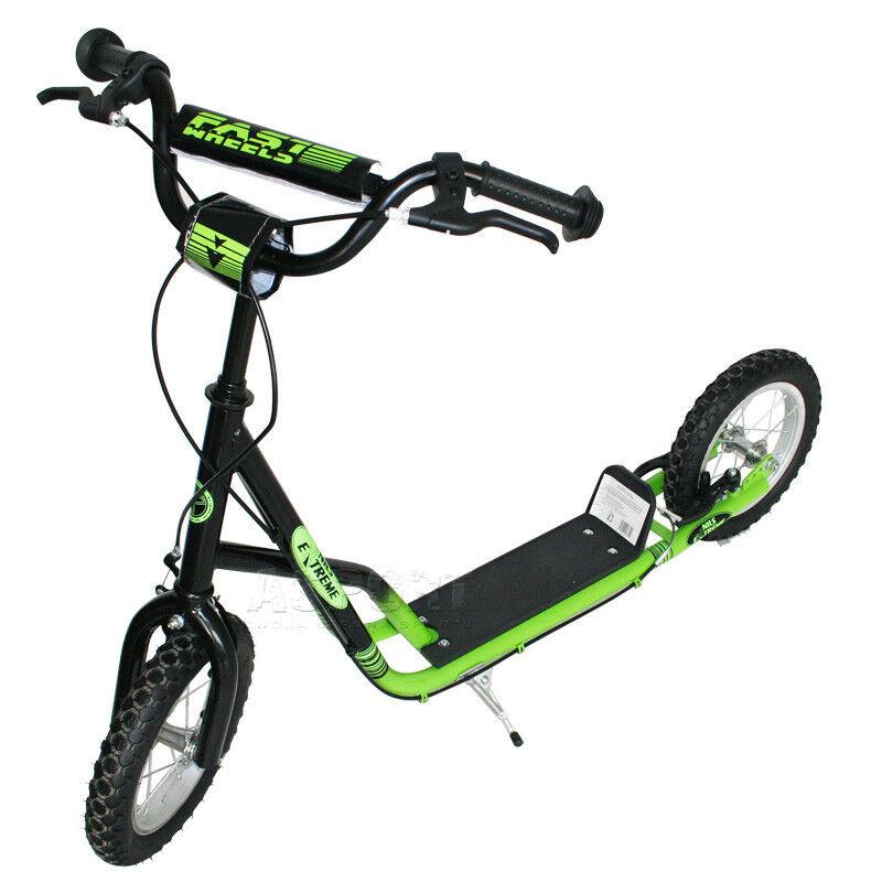 Kinderroller Kinder Tretroller Cityroller SCOOTER 2-Rad Roller NILS